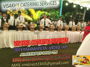 VISAKHA CATERING SERVICES